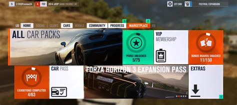 Forza Horizon 3 Expansion Pass?