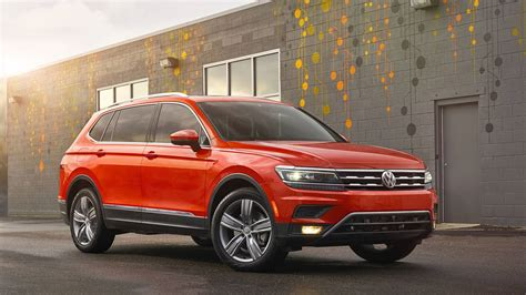 2018 Volkswagen Tiguan review: All you need to know about