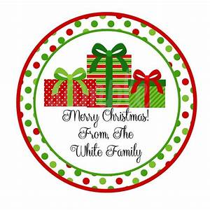 christmas thank you cards wording messages note letter With christmas labels and seals