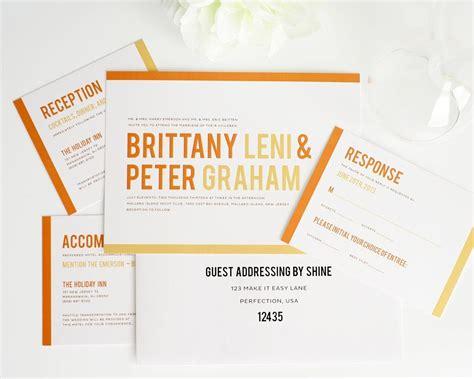 Top 10 Modern Wedding Invitations Wedding Invitations