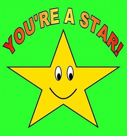 Job Clip Clipart Star Re Excellent Encouragement