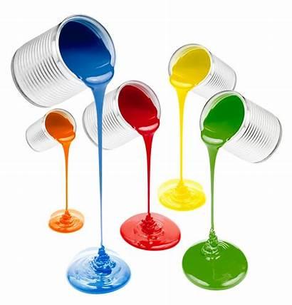 Liquid Clipart Poured Pouring Colorful Liquids Paints