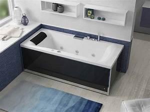 Baignoire Avec Tablier : bien choisir son tablier de baignoire leroy merlin ~ Premium-room.com Idées de Décoration
