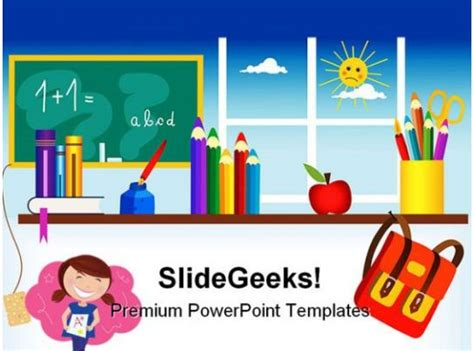 school education powerpoint backgrounds