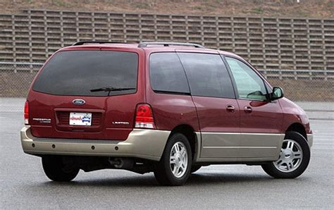 Ford Minivan by 2006 Ford Freestar Information And Photos Zombiedrive