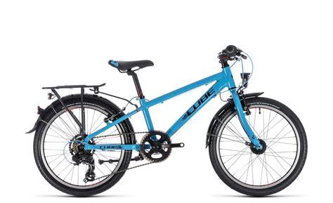 cube fahrrad kinder cube kid 200 20 kinder fahrrad blau schwarz 2019