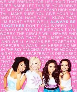 Little Mix Always Be Together Lyrics - Hot Girls Wallpaper