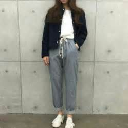 Cute Outfits with Baggy Pants