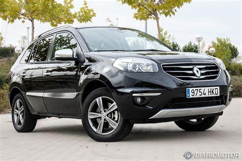Renault Koleos 20 Dci 150 44 A Prueba Diseo Y