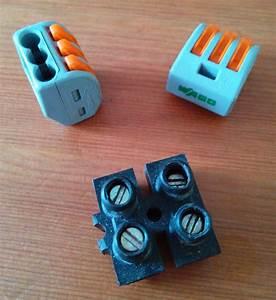Domino Electrique Wago : wago contre dominos le match des connecteurs lectriques ~ Melissatoandfro.com Idées de Décoration