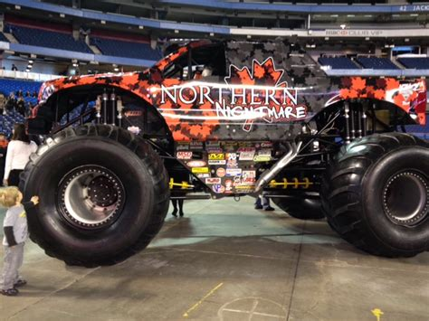 monster truck names from monster jam the all new all canadian monster truck today 39 s parent