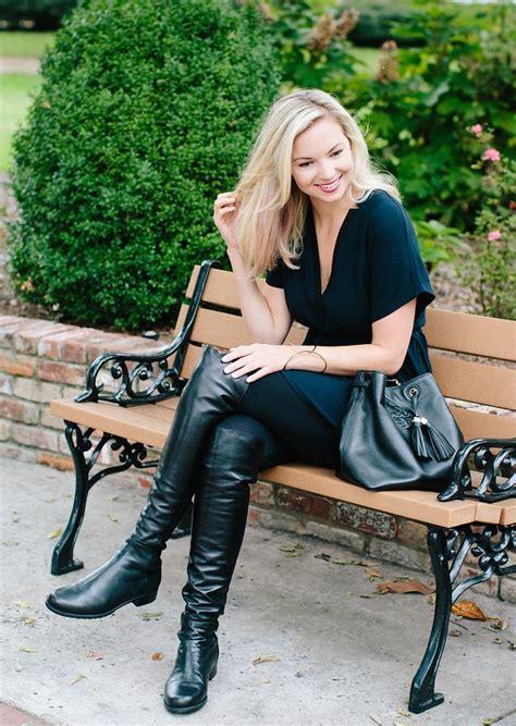 fall boots   bloom girl blog