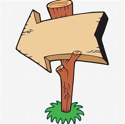 Signpost Wooden Clipart Clip Arrow Imgbin