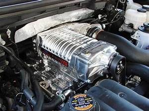 Ford F150 Mark Lt 5 4l Whipple Charger Supercharger
