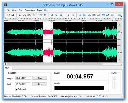 Wave Editor Screenshots