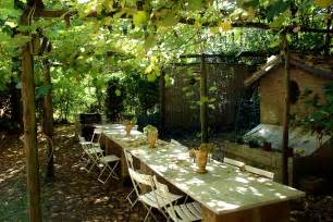 Italian Backyard Design