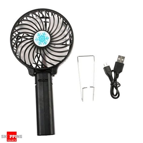 handheld battery operated mini fans portable foldable rechargeable mini handheld fan