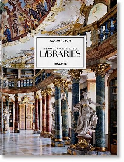 Libraries Listri Taschen Massimo Books
