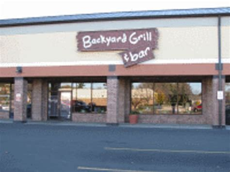 Backyard Steakhouse Grill by Backyard Grill Bar Park Restaurant Reviews
