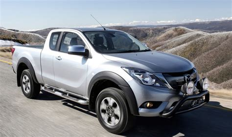 mazda pickup isuzu to build a new pickup truck on behalf of mazda