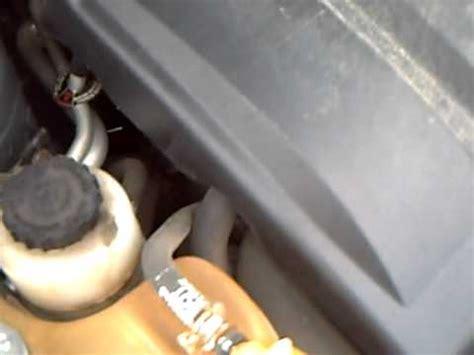Chrysler Sebring Noisy Timing Chain Youtube