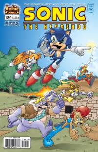 Sonic the Hedgehog Archie Comics