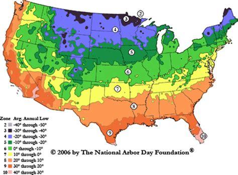 Hardiness Zones, Heat Zones, And Sunset Climate Zones