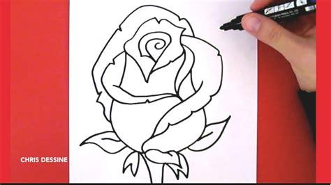 dessin facile comment dessiner une chris dessine