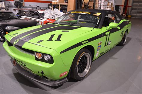 Race Dodge Challenger by This 2011 Dodge Challenger Grand Am Car Has Never Been