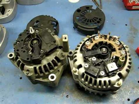 testing  repairing   gm alternators youtube