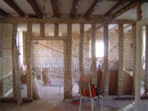 restaurer murs terre crue  la chaux forum maconnerie