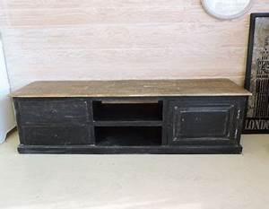 Meuble Tv Manguier : meubles tv et tables de salon ~ Teatrodelosmanantiales.com Idées de Décoration