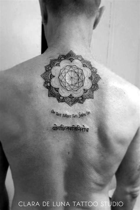 40 Sacred Geometry Tattoo Ideas - Bored Art