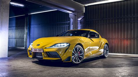 toyota supra  wallpapers specs   hd
