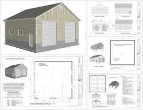 garage floor plans free free garage plans