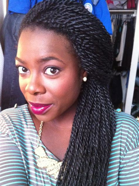 Hairstyles With Twist by Senegalese Twist Hairstyles Beautiful Hairstyles