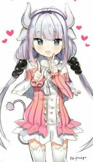 Dragon Maid Kanna Kamui Kobayashi