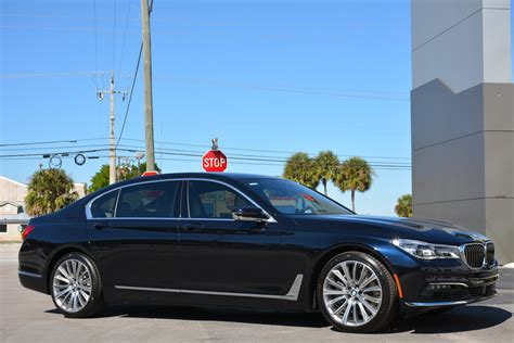 Used 750 Bmw by Used 2018 Bmw 7 Series 750i For Sale 94 900 Marino