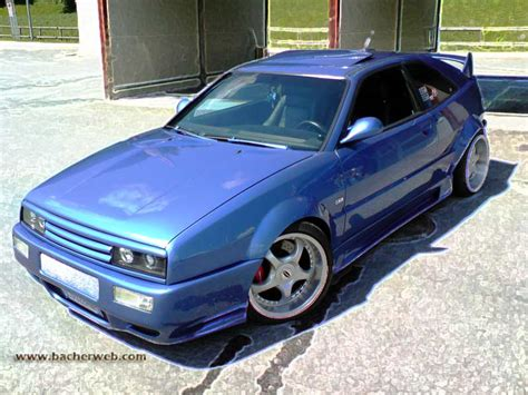vw corrado tuning vw corrado 53i tuning corrado g60 tuning styling