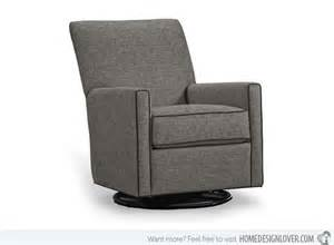 Modern Living Room Swivel Chairs
