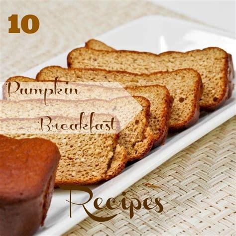 10 Pumpkin Recipes Fall by 10 Fall Pumpkin Breakfast Recipes Avocado Pesto