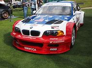 BMW M3 E46 GTR Race Car