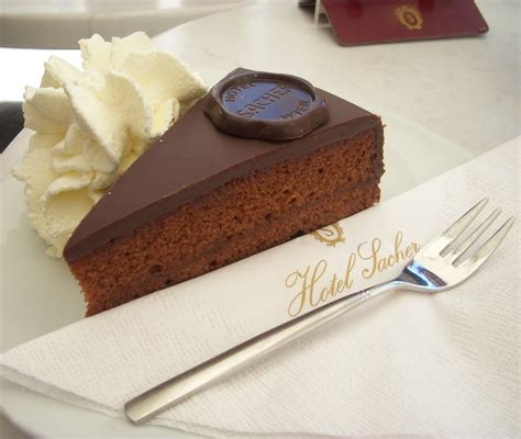 sacher torte sweets from europe delicious
