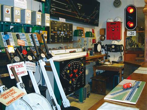 le de bureau à pile musée du cheminot 01500 ambérieu en bugey