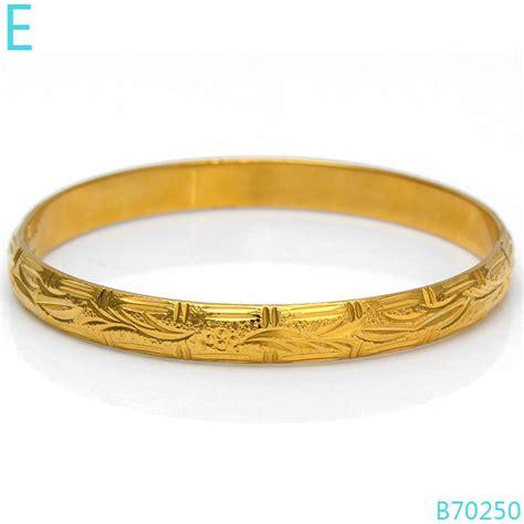 gelang rantai gold perhiasan nama model baru gelang emas bangles pernikahan chura gelang