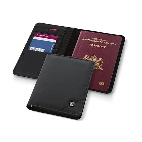 bureau customisé protège passeport marksman cadeau publicitaire en vente
