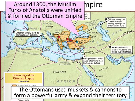 Who Were The Ottomans by Essential Question What Were The Achievements Of The