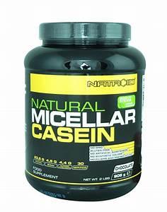 Natural Micellar Casein By Natroid  908 Grams