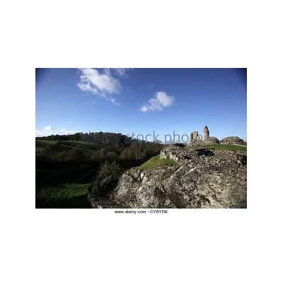 Powys Castle Stock Photos & Images - Alamy