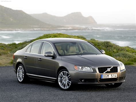 Volvo Photo by Volvo S80 Picture 32320 Volvo Photo Gallery Carsbase
